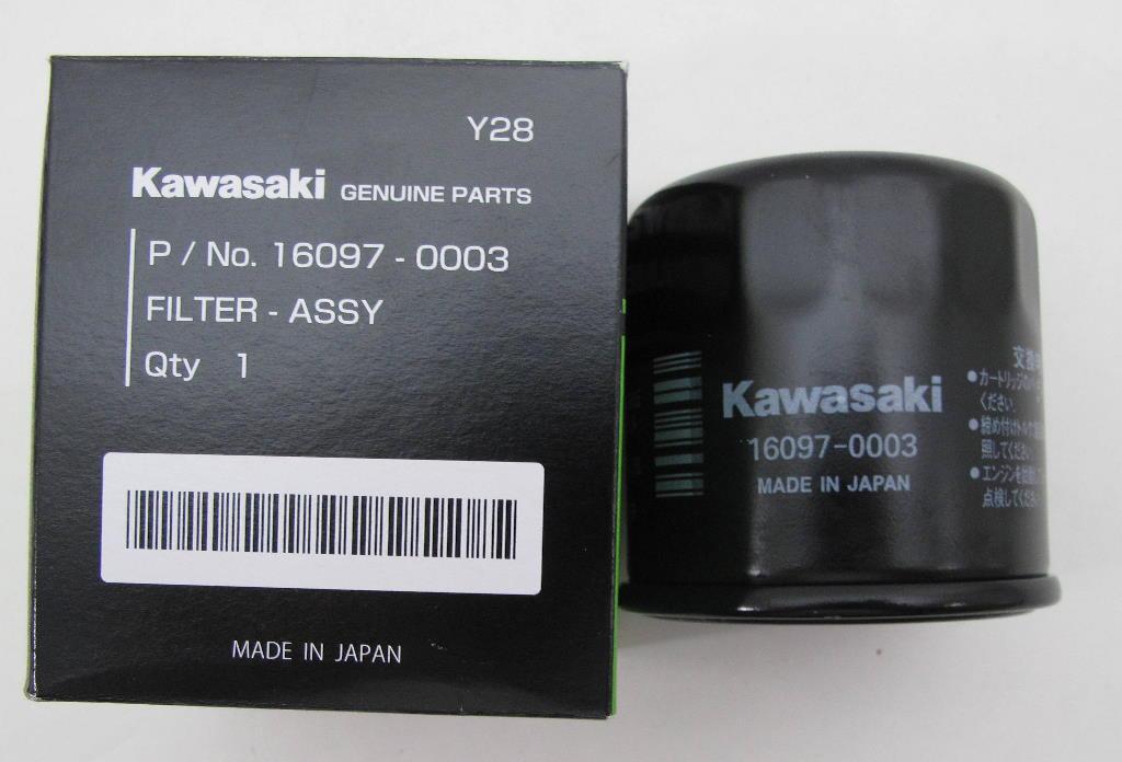 Kawasaki Oem Oil Filter 16097
