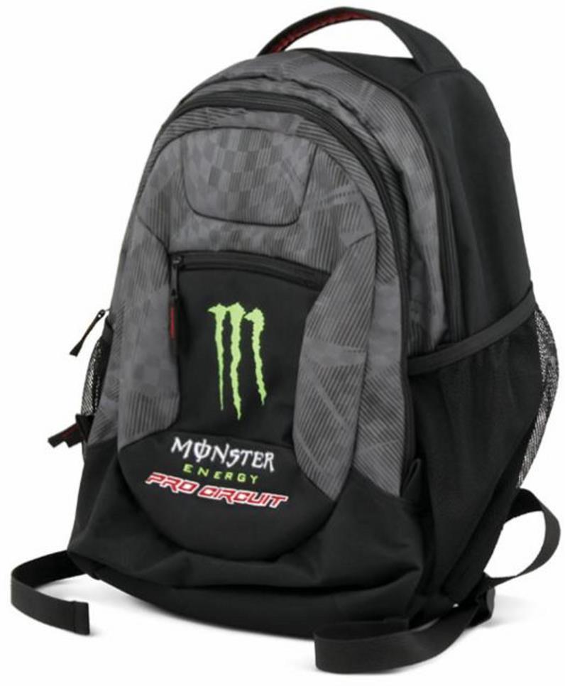 Monster Energy Kawasaki Backpack