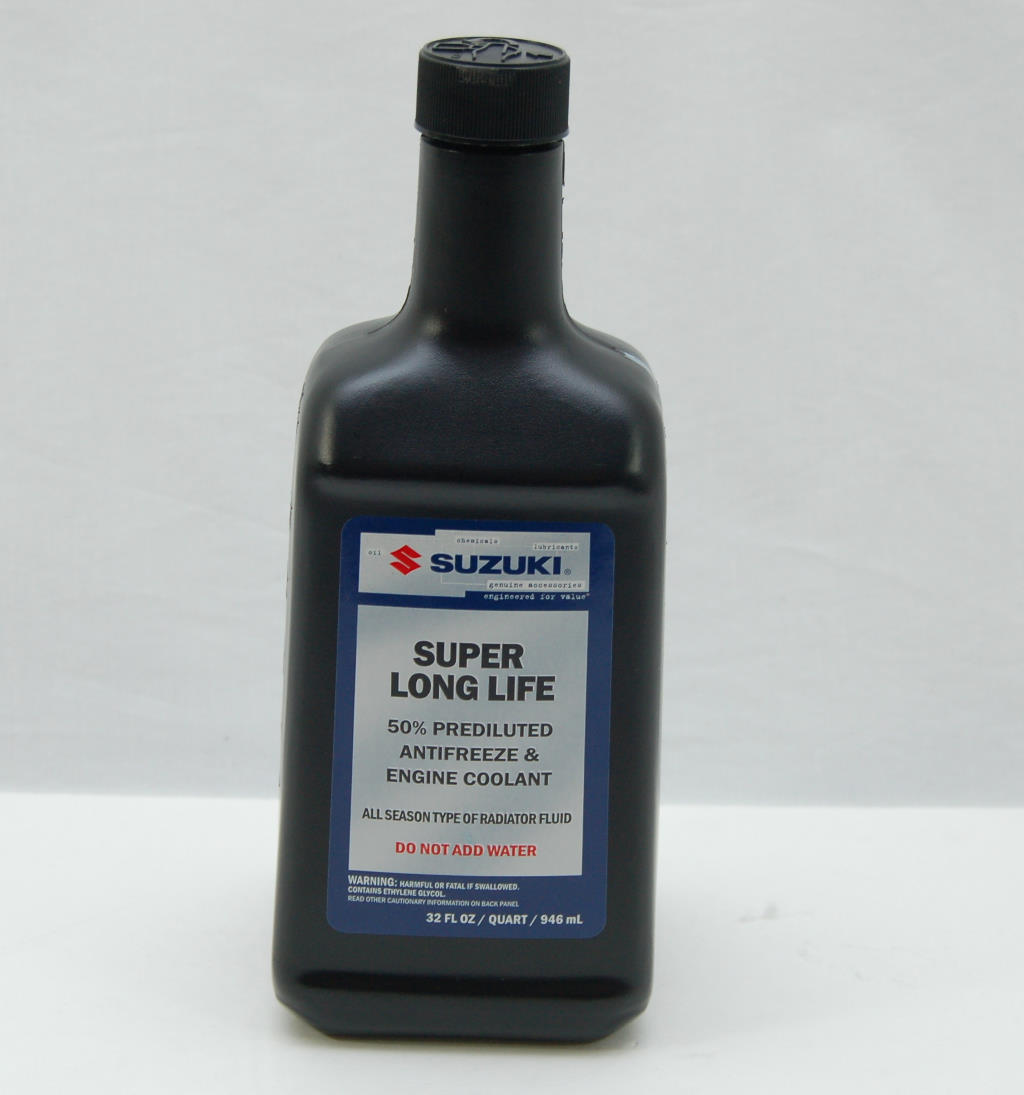 Suzuki Engine Coolant : Suzuki long life engine coolant ounce bottle a