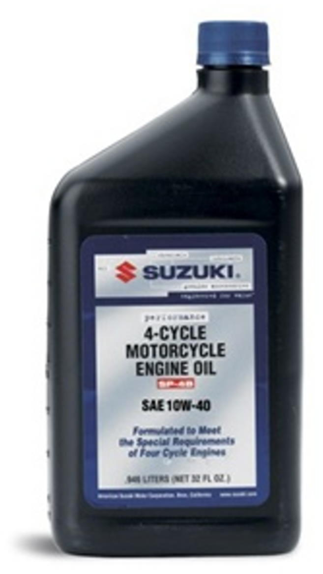 Suzuki Performance  Motor Oil W