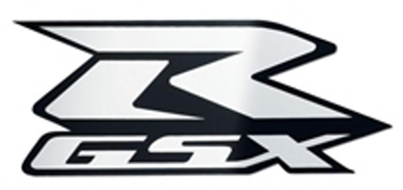 Suzuki Gsxr Carbon Fiber Emblem