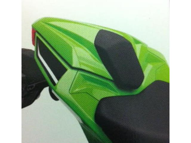 2013 2014 Kawasaki Ninja 300 Seat Cowl Lime Green Ebay