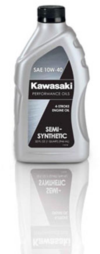 Kawasaki W Quart Synthetic Oil